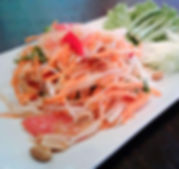 som tam, thai food, thailand, salad