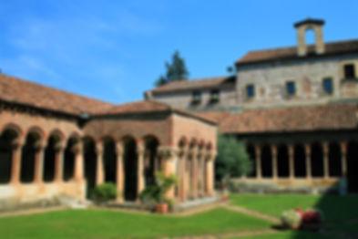 Basilica di San Zeno, verona, italy