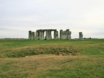 Stonehenge, england, stone circle, ruins