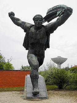 Memento Park, budapest, hungary