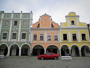 telc, czech republic