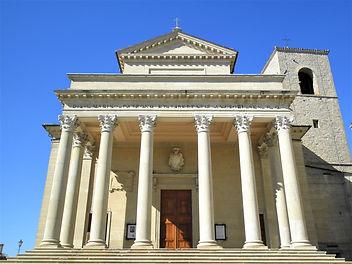 Basilica del Santo, San marino, italy