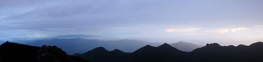 volcan baru sunrise boquete panama