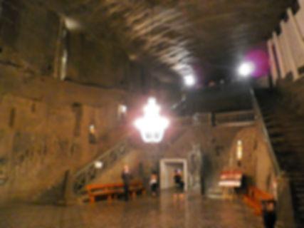 Wieliczka Salt Mine, krakow, poland