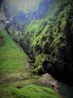 Macocha Abyss, Punkva cave, czech republic