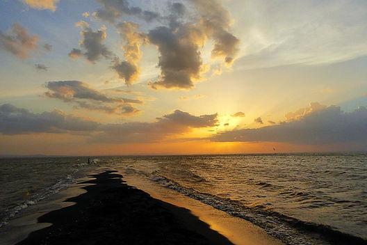 isla de ometepe nicaragua sunset