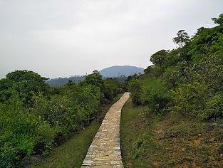 hong kong, trail, mountain, hiking, view, yuen tsuen ancient trail