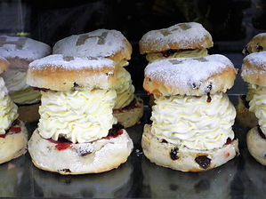 scone, stratford, england, bakery