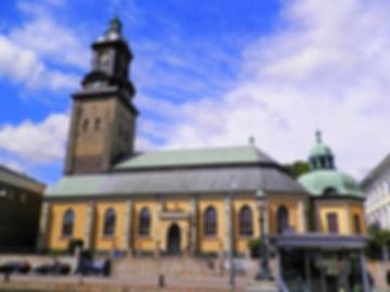 gothenburg, sweden, german church