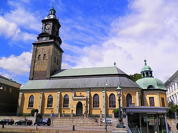 gothenburg, sweden, german church