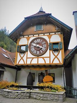 World's largest cuckoo clock, Triberg, germany, black forest