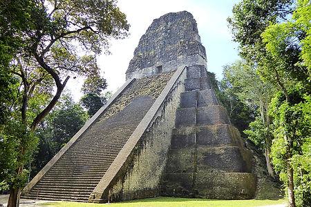 tikal guatemala ruins