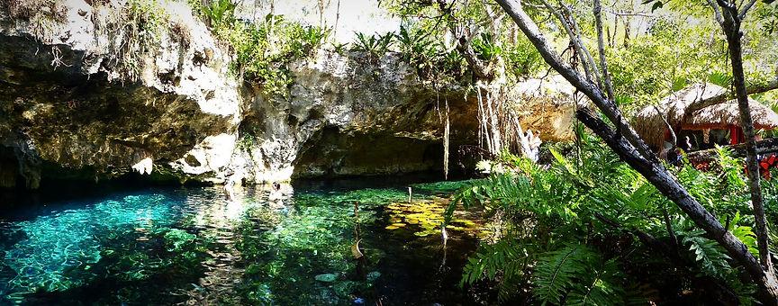 gran cenote tulum mexico