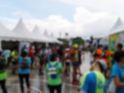 race, running, start line