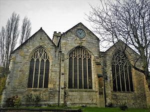 York, England, church