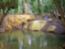 luang prabang, laos, river