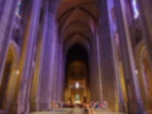 cathedral of saint john the divine, harlem, new york city