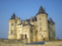 Chateau, france, loire valley