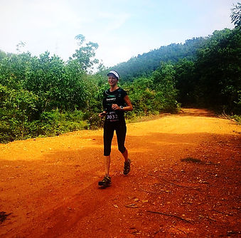 running, ultra, race, trail, vietnam