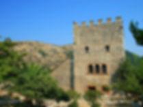 venetian castle, butrint, albania