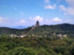 lantau island, lantau trail, view, mountain, big buddha, hiking, hong kong