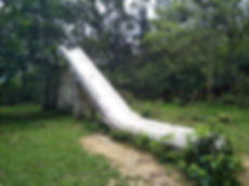hong kong, trail, mountain, hiking, view, new territories, slide