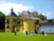 salzburg, austria, schloss hellbrunn
