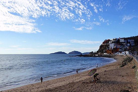 mazatlan beach mexico