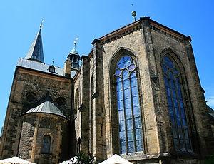 goslar, germany, church