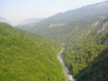 Tara River Canyon, durmitor national park, montenegro