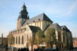 church, brussels, belgium