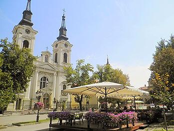 Orthodox cathedral, sremski karlovci, serbia