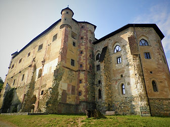 Old castle, banska stiavnica, slovakia