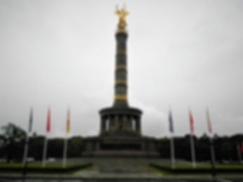 Siegessaule, victory column, berlin, germany