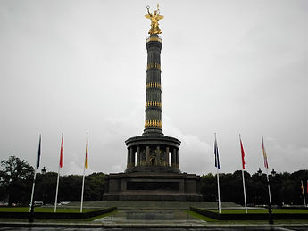 Siegessaule, victory column, berlin, germany