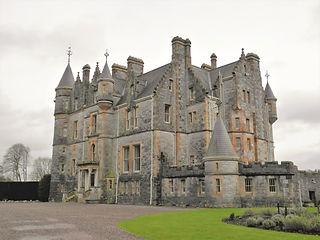 Blarney house, blarney castle, cork, ireland