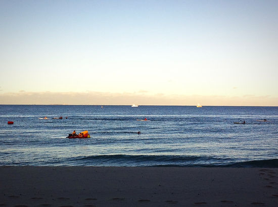 cottesloe beach triathlon australia