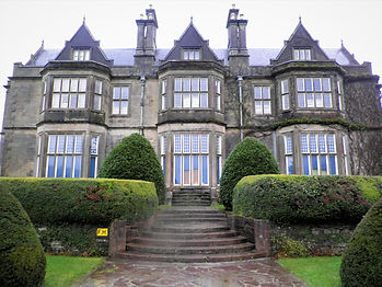 Muckross house, Killarney National Park, ireland