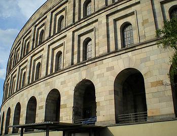 nuremberg, germany, dokuzentrum