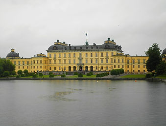 Drottingham palace, sweden