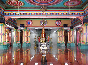 Sri Mahamariamman Temple, kuala lumpur, malaysia