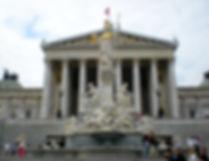 vienna, austria, parliament house