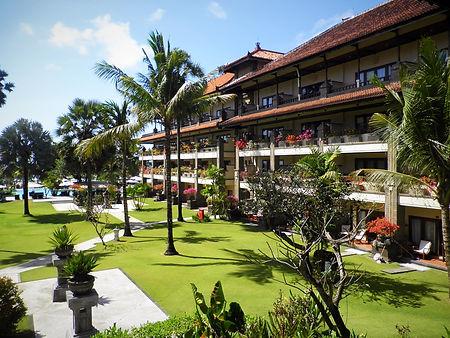 Nusa Dua Bali Indonesia resort