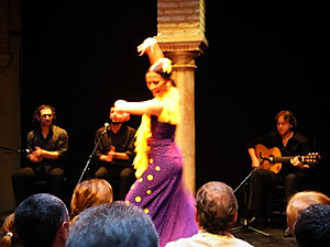 flamenco, seville, spain