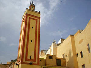 fez, morocco, new town
