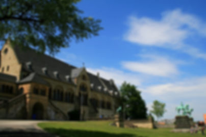 goslar, germany,kaiserpfalz