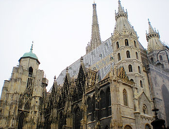 vienna, austria, st stephan church