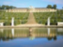 Schloss Sanssouci, potsdam, germany, palace