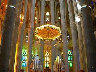 barcelona, spain, gaudi, la sagrada familia