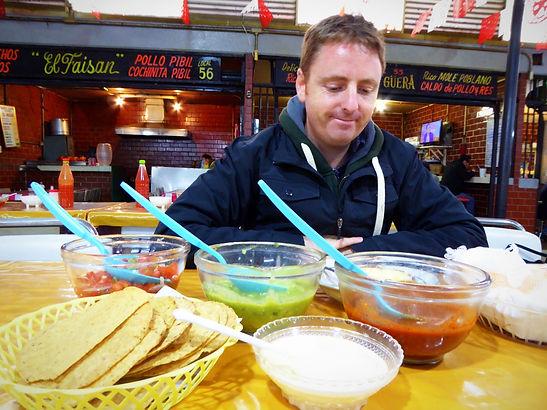 Mercado Garibaldi mexico